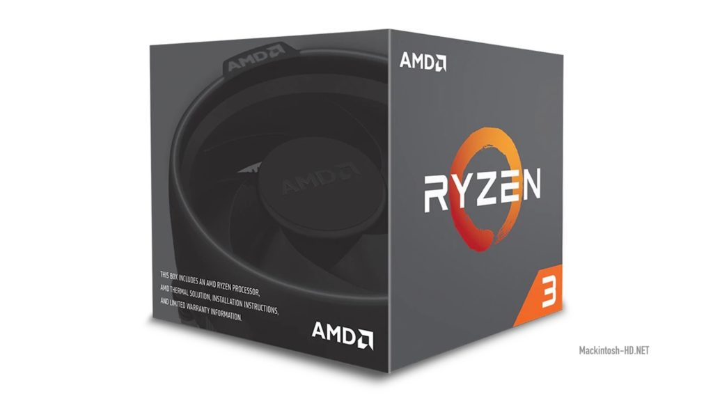 Another gift from AMD. Ryzen 3 1200 AF entered the market at a price of 55 euros, despite the fact that it is an almost complete copy of the Ryzen 3 2300X