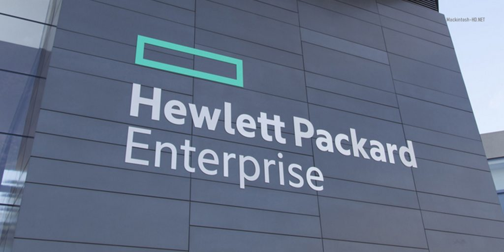 HPE revenue for the year decreased by 16%, and profit was replaced by a loss