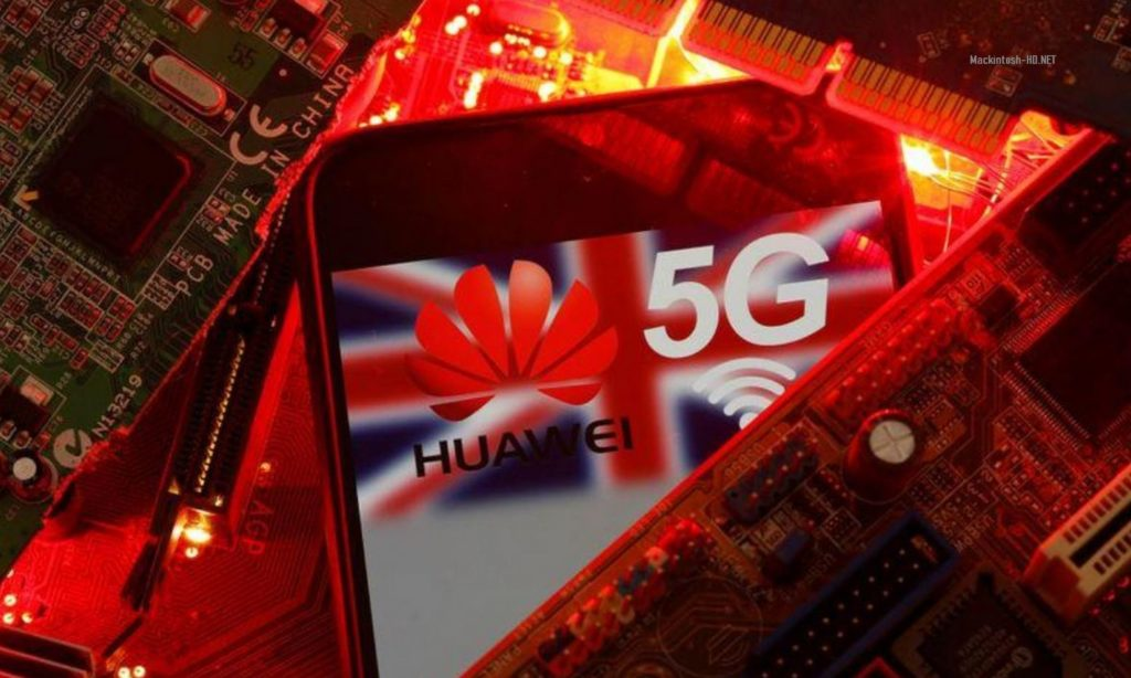 UK plans to reduce Huawei's 5G network