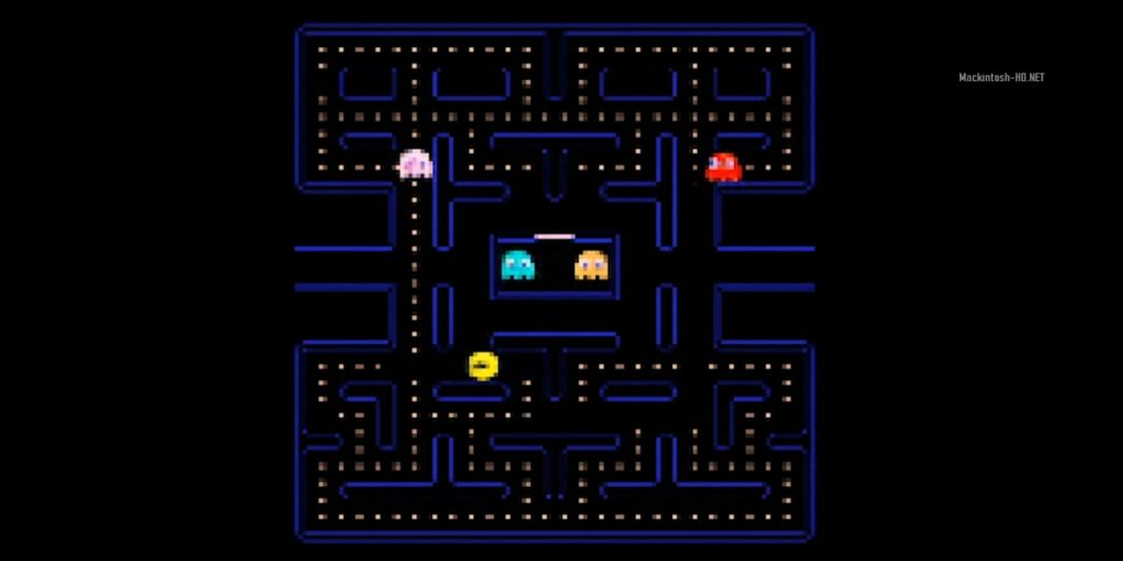 Artificial Intelligence Nvidia GameGAN recreated a copy of the cult game Pac-Man, initially not knowing its rules and logic