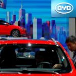 BYD will supply batteries for electric cars Ford