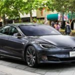 Tesla Model S is the world's first electric vehicle with a range of over 400 miles according to the EPA method