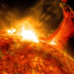 NASA has shown changes in the sun over the past 10 years